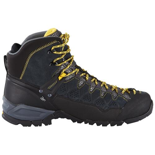 Salewa Alp Trainer Mid GTX - Chaussures Homme - gris Originale Vente En Ligne WIxczb6BE